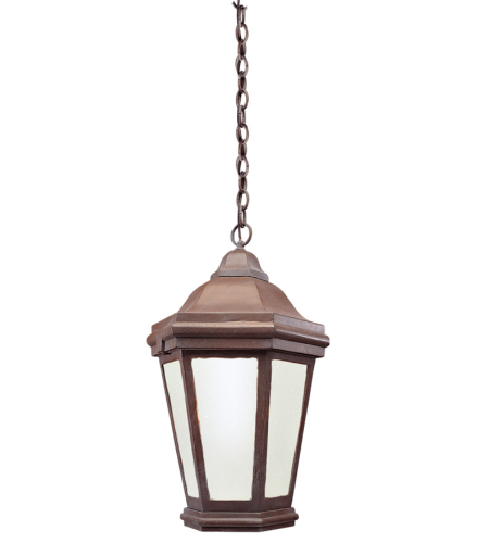 Troy Exterior Lighting FFCD6895BZP Verona 0 Light Exterior Ceiling Mount Hanging Lantern in Bronze Patina