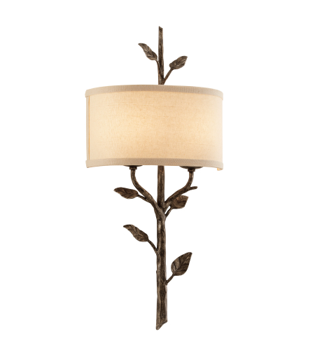 Troy Lighting B3182 Almont 2 Light Wall Sconce in Cottage Bronze