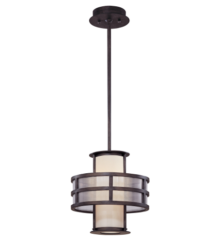 Troy Lighting F2734 Modern 1 Light Discus Pendant Mini In Graphite