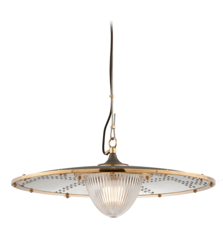 Troy Lighting F4706 Fly Boy 1 Light Pendant In Antique Silver