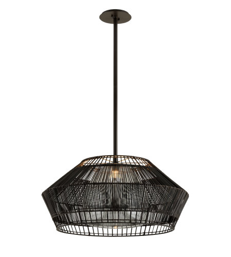 Troy Lighting F6725 Hunters Point 1lt Pendant
