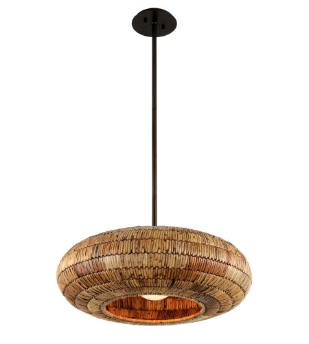 Troy Lighting F6733 Breuer 1lt Pendant