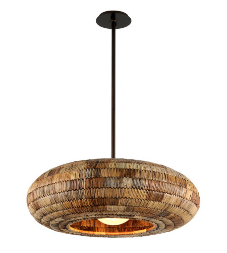 Troy Lighting F6734 Breuer 1lt Pendant