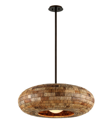 Troy Lighting F6735 Breuer 1lt Pendant