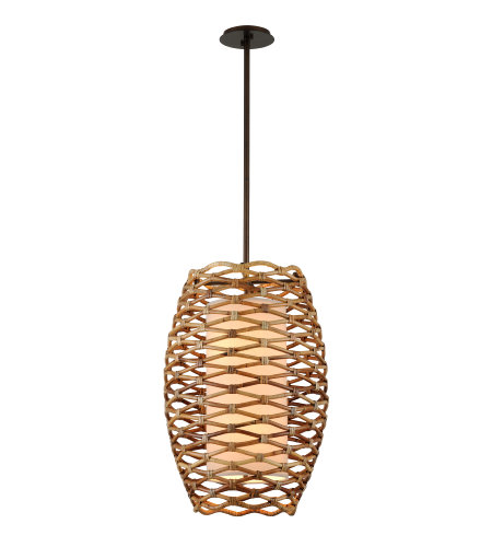Troy Lighting F6746 Balboa 6lt Pendant