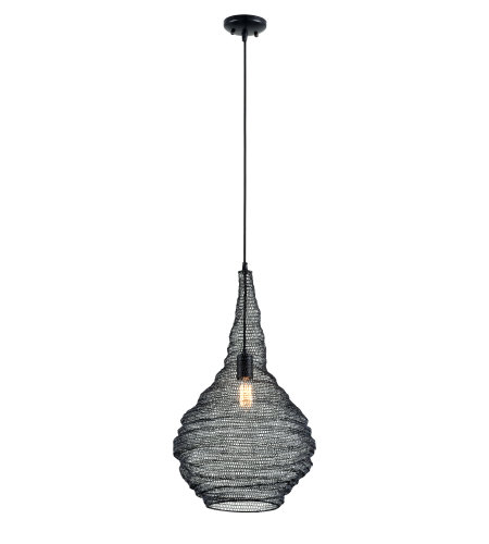 Troy Lighting F6771 Wabi Sabi 1lt Pendant