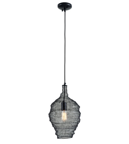 Troy Lighting F6775 Wabi Sabi 1lt Pendant