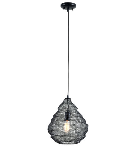 Troy Lighting F6776 Wabi Sabi 1lt Pendant
