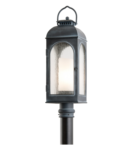 Troy Lighting P3285 Derby 1 Light Pendant In Antique Iron