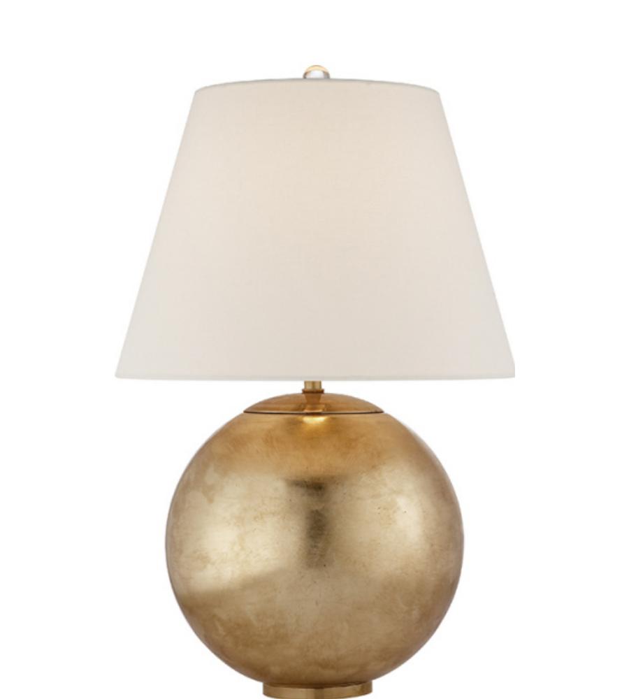 Visual comfort arn 3000g l aerin modern morton table lamp for Aerin lauder visual comfort