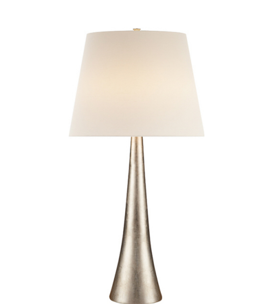 Visual comfort arn 3002bsl l aerin dover table lamp in - Visual comfort table lamps ...