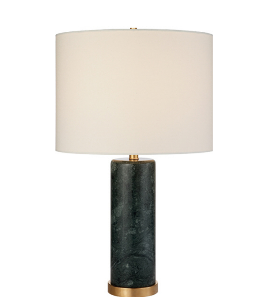 Visual Comfort ARN 3004GRM L AERIN Modern Cliff Table Lamp