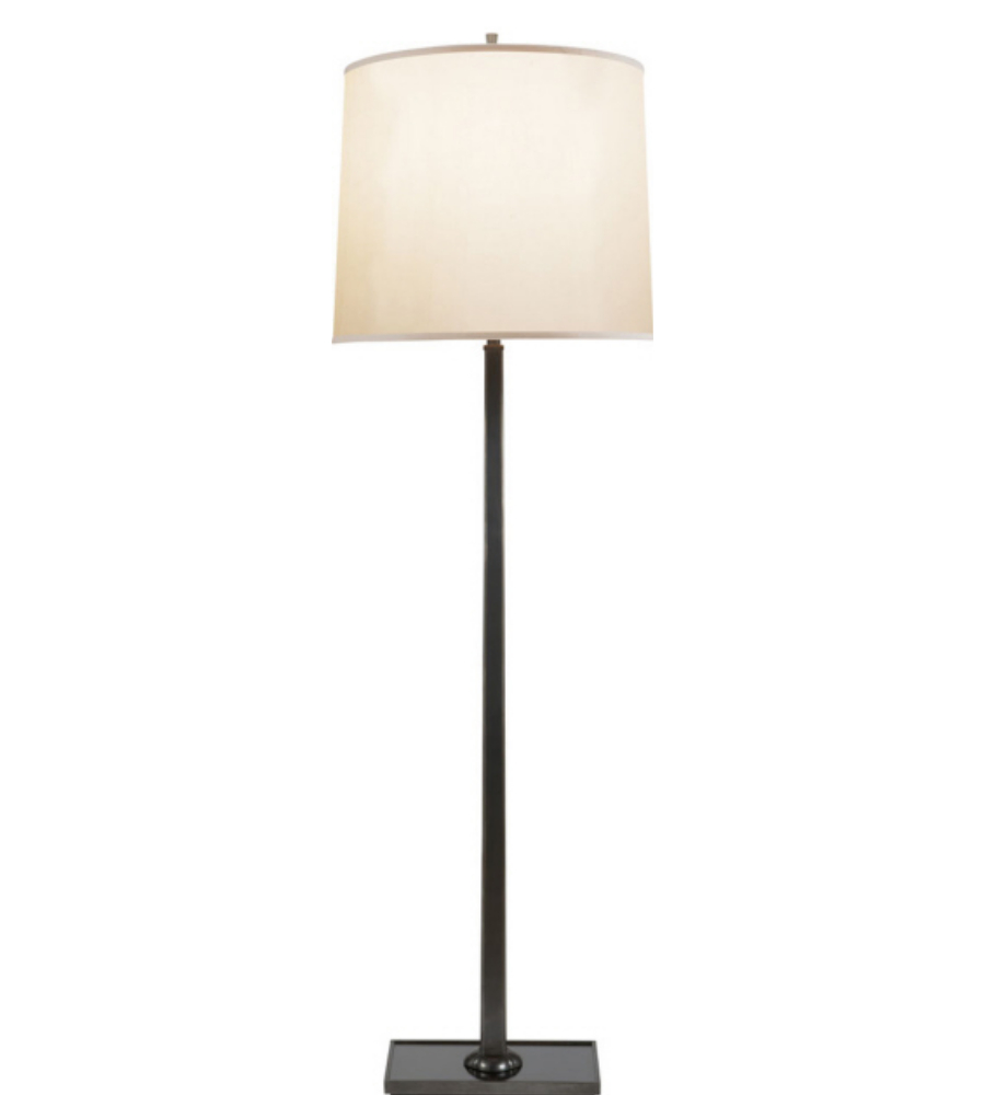 Visual comfort bbl 1025bz s barbara barry modern petal for Barbara barry floor lamp