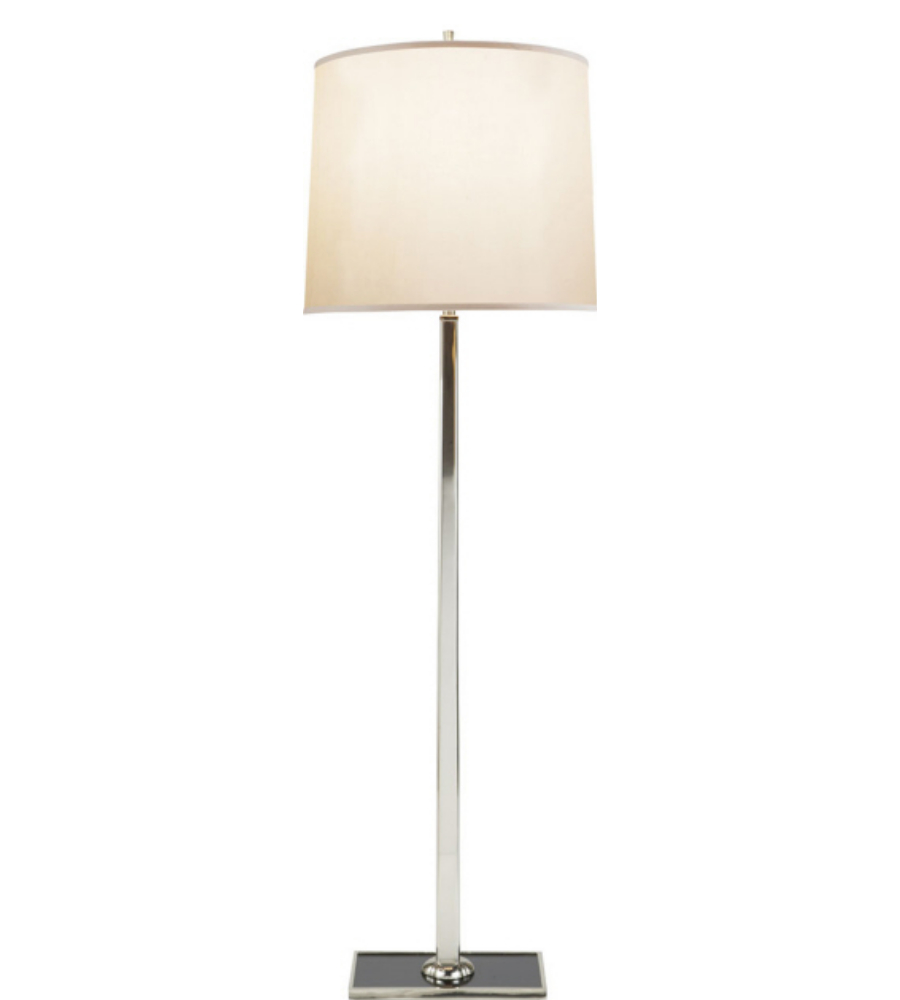visual comfort bbl 1025ss s barbara barry petal floor lamp. Black Bedroom Furniture Sets. Home Design Ideas