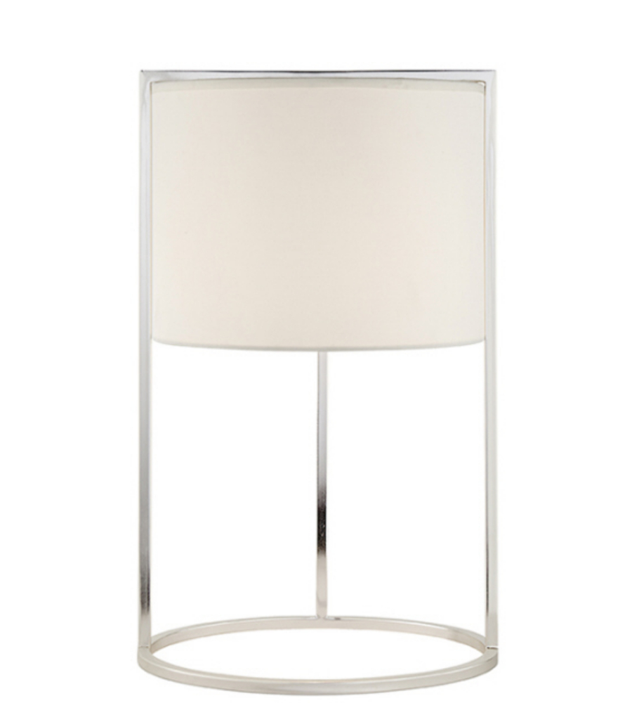 House of troy p14 202 ab piano desk lamp contemporary - Visual Comfort Bbl 3110ss S Barbara Barry Modern Framework Desk Lamp In Soft Silver With