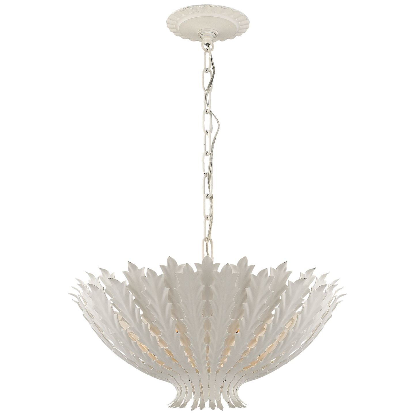 Visual fort ARN 5001BSL AERIN Casual Hampton Chandelier in