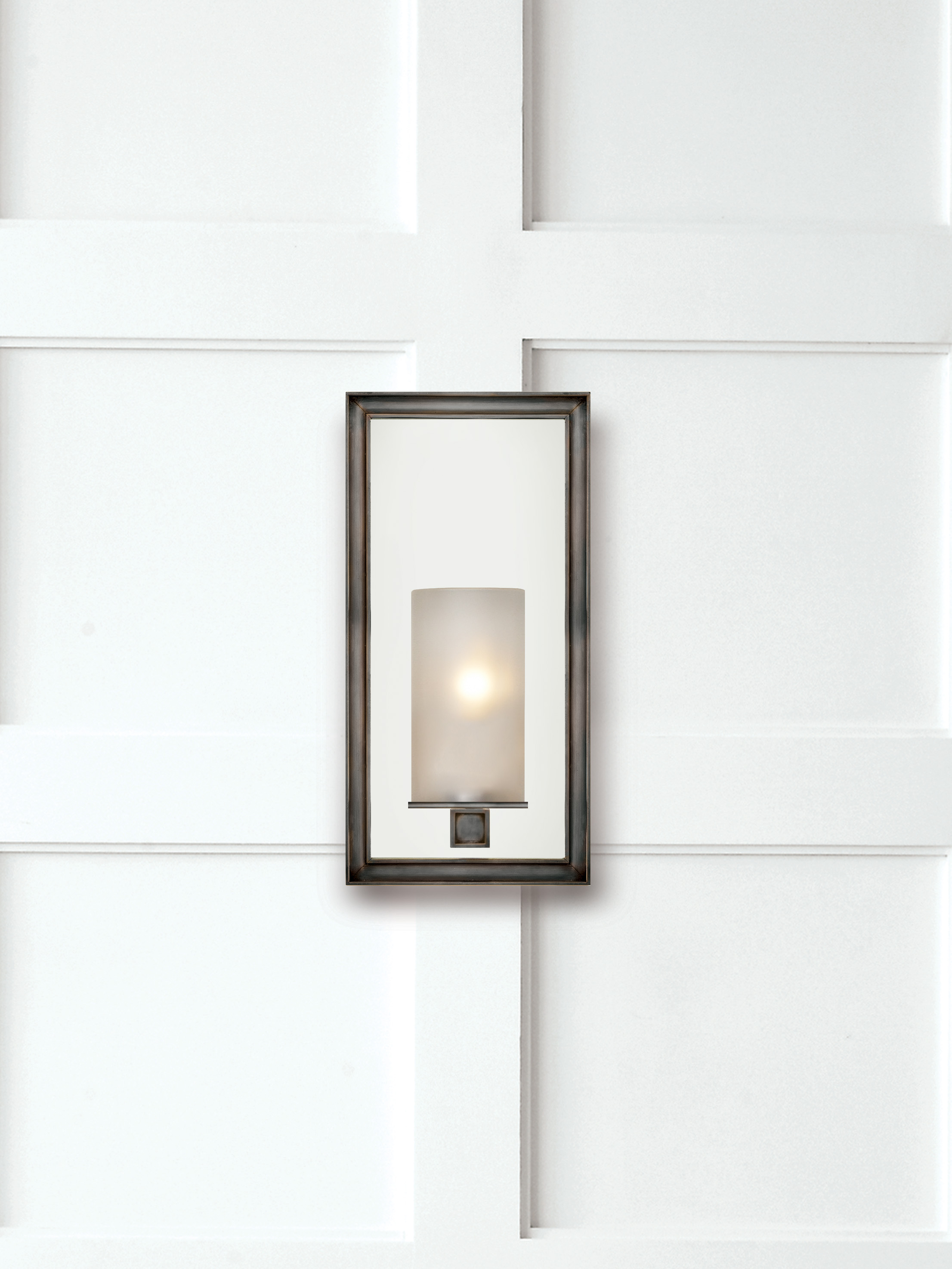 kasler wall iron aged cfm shield quatrefoil inch sconce shown in and wide visual suzanne item linen comfort finish shade