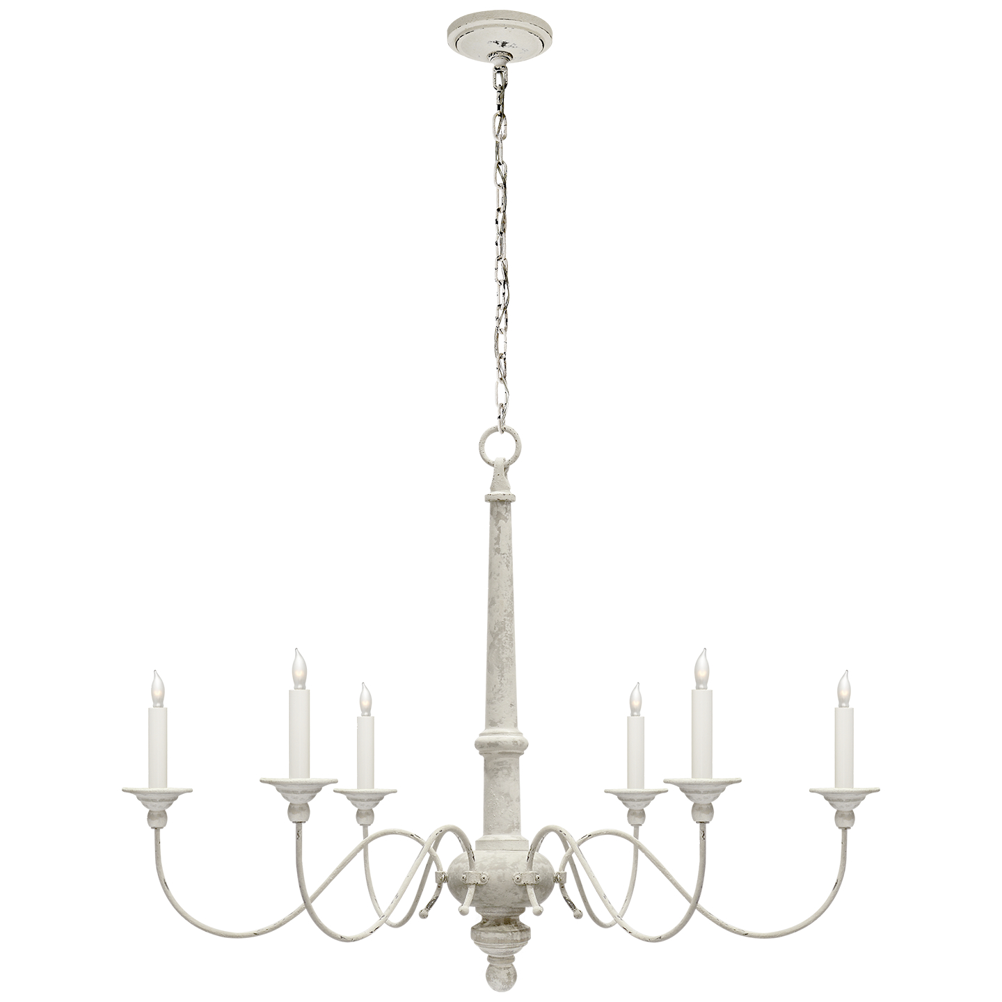 Visual fort S 5211BW Studio VC Casual Country Small Chandelier
