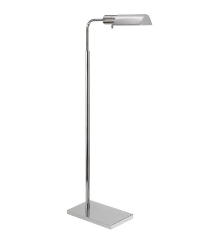Visual Comfort 91025 PN Studio VC Casual Studio Adjustable Floor Lamp In  Polished Nickel