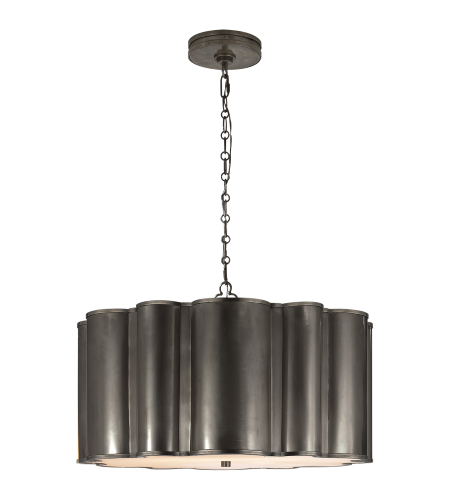 Visual Comfort AH 5215BZ Alexa Hampton Modern Markos Hanging Shade in Bronze