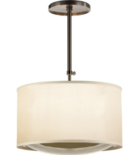 Shop for visual comfort rl3643mal nb p ralph lauren table lamps visual comfort bbl 5025bz s barbara barry modern reflection large hanging shade in soft bronze aloadofball Images