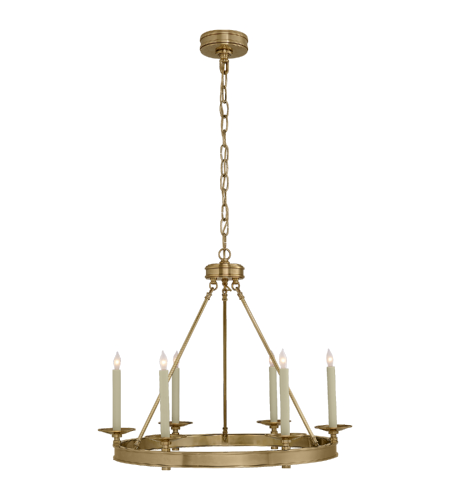 Launceton Ring Chandelier: Shop For Visual Comfort Chc 1600ab At Foundry Lighting