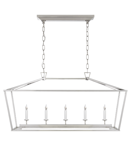 Launceton Ring Chandelier: Shop For E F Chapman Visual Comfort At Foundry Lighting
