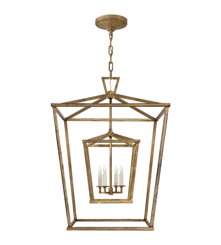 Darlana Two Tiered Ring Chandelier: Shop For Darlana At Foundry Lighting