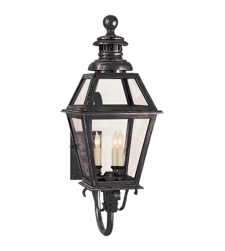 Visual Comfort CHO 2111BZ E. F. Chapman Traditional Chelsea Lantern in Bronze