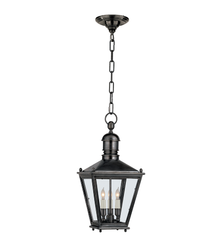 Visual Comfort CHO 5031BZ E. F. Chapman Traditional Sussex Small Hanging Lantern in Bronze