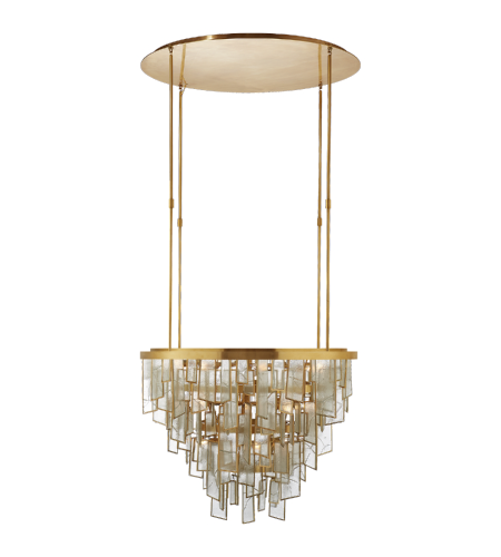 Launceton Ring Chandelier: Shop For Chandelier Visual Comfort At Foundry Lighting