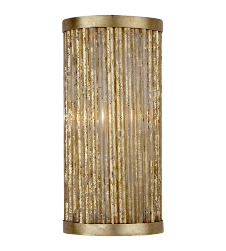 Visual Comfort NW 2220GI Niermann Weeks Traditional Sophie Bath Sconce in Gilded Iron