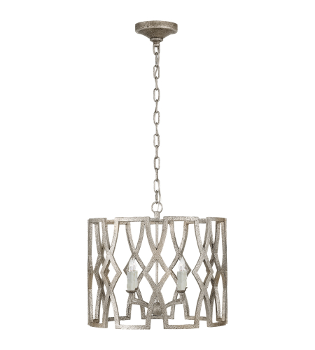 Visual Comfort NW 5110VS Niermann Weeks Traditional Brittany Small Lantern in Venetian Silver