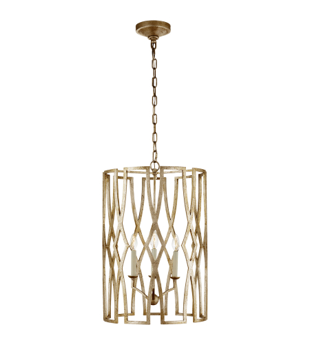 Visual Comfort NW 5111VG Niermann Weeks Traditional Brittany Medium Lantern in Venetian Gold