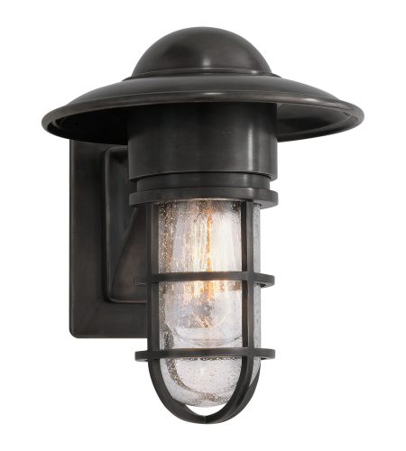 Shop for outdoor lighting visual comfort at foundry lighting visual comfort slo 2001bz sg e f chapman casual marine indooroutdoor wall light in aloadofball Image collections
