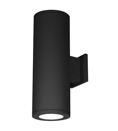 Wac Lighting Ds-Wd08-F35b-Bk Tube Architectural 8