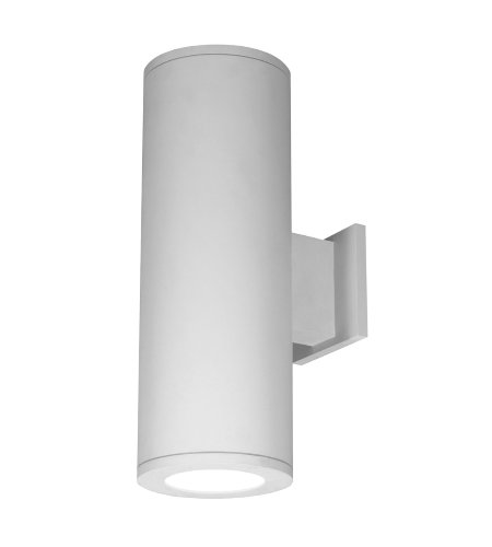 Wac Lighting Ds-Wd08-F30b-Wt Tube Architectural 8