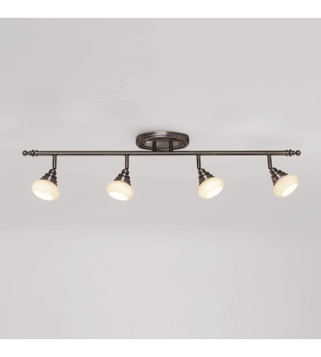 WAC Lighting TK-48536-AN Monterrey LED WAC dweLED LED Rail Kit in Antique Nickel