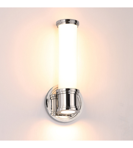 WAC Lighting WS-39513-PN Ashton LED WAC dweLED Wall Sconce in Polished Nickel
