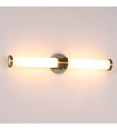 WAC Lighting WS-39528-PN Ashton LED WAC dweLED Wall Sconce in Polished Nickel