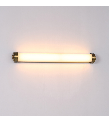 WAC Lighting WS-40526-BB Dunhill LED WAC dweLED Wall Sconce in Burnished Brass