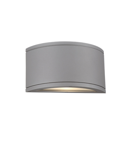 WAC Lighting WS-W2609-GH Tube LED WAC dweLED LED Indoor/Outdoor Wall Sconce in Graphite