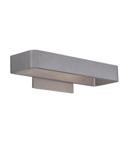 WAC Lighting WS-W5817-GH Janus LED dweLED LED Outdoor Sconce in Graphite