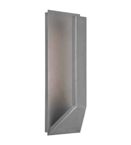 WAC Lighting WS-W5915-GH Uno LED dweLED LED Outdoor Wall Light in Graphite