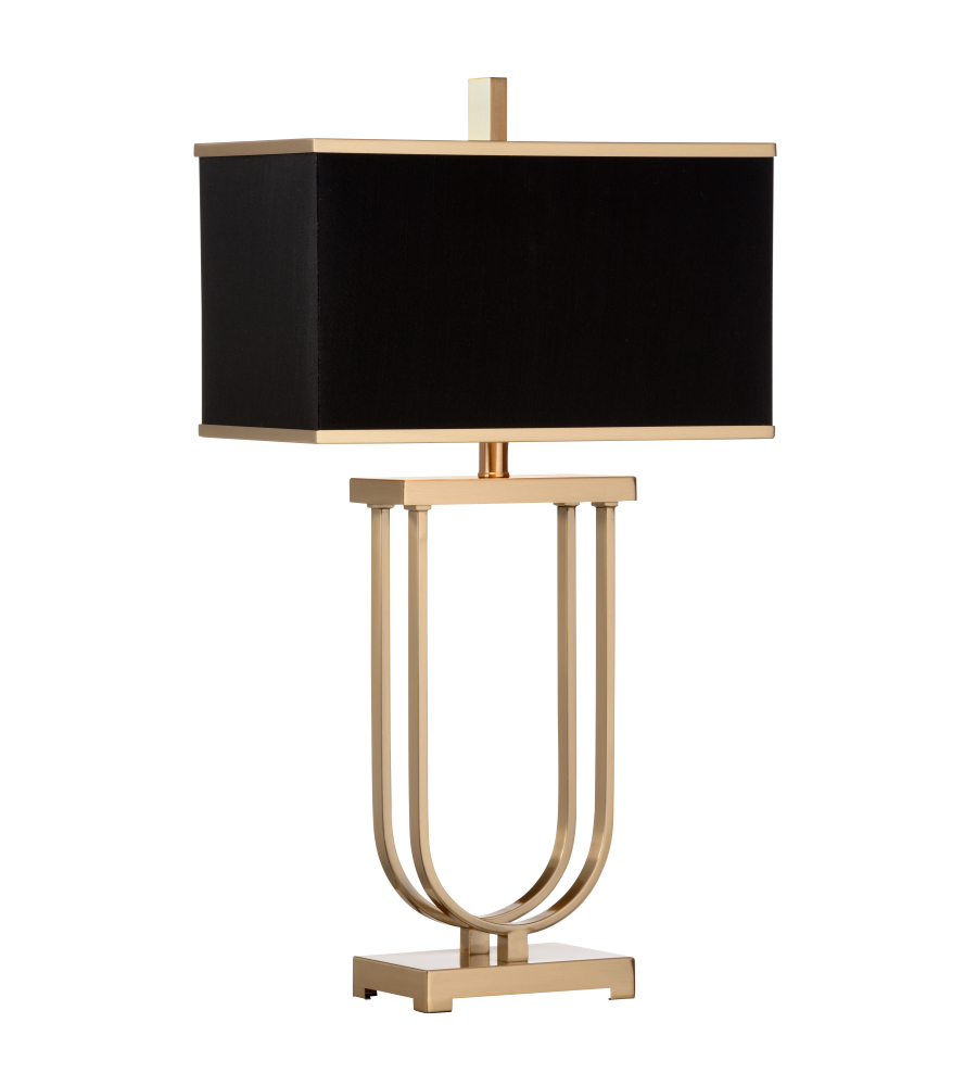 Wildwood lamps 65563 frederick cooper valiant lamp in antique brass
