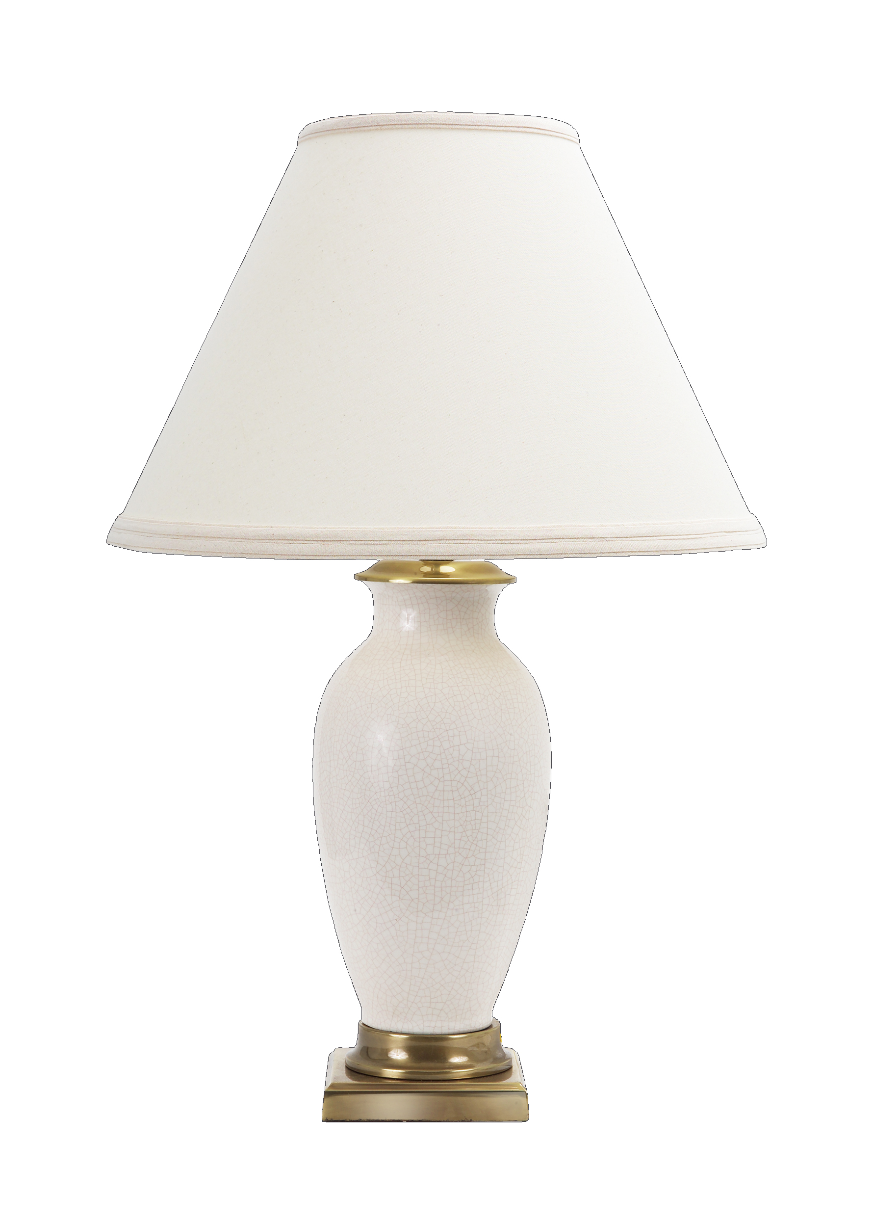 Wildwood lamps 65156 frederick cooper white crackle glazeantique general information geotapseo Image collections