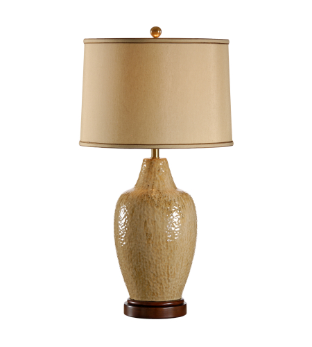 Wildwood Lamps 21234 High Country Brooks Lamp in Aged Tan Glaze
