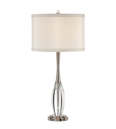 Wildwood Lamps 22294 Transitional Logan Lamp In Clear
