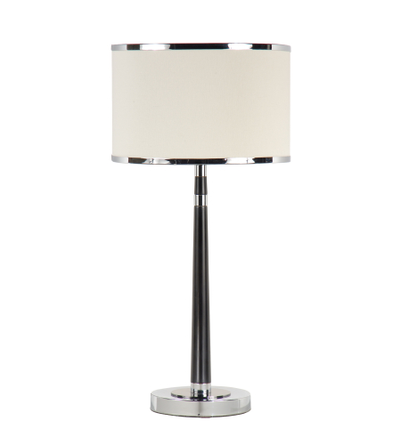 Wildwood Lamps 22296 Transitional Grady Lamp In Black