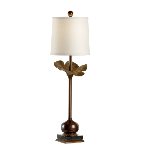 Wildwood Lamps 22439 Transitional Zia Lamp In Bronze